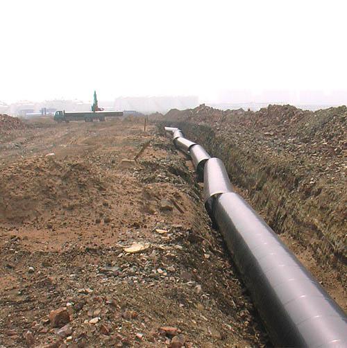 恒力石化中水管线