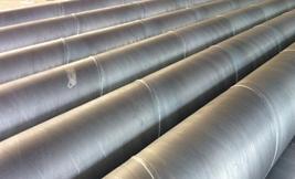 营口螺旋焊管